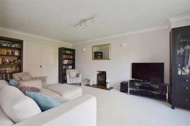 Lounge of Barn Meadow, Staplehurst, Kent TN12