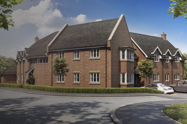 Thumbnail Flat for sale in Maynard Drive, Hook, Hampshire