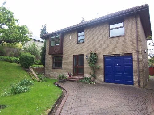 Thumbnail Detached house to rent in West Mill Wynd, Lasswade