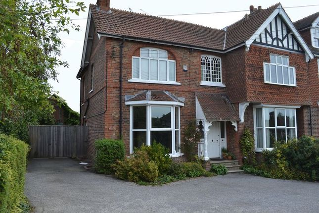 Thumbnail Property to rent in Mill Bank, Headcorn, Ashford