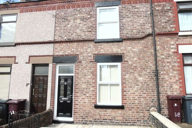 Thumbnail Terraced house to rent in Cyprus Street, Prescot