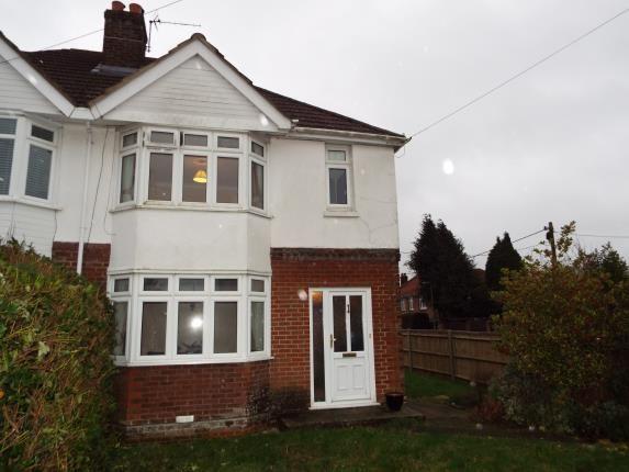 Front of Fair Oak, Eastleigh, Hampshire SO50