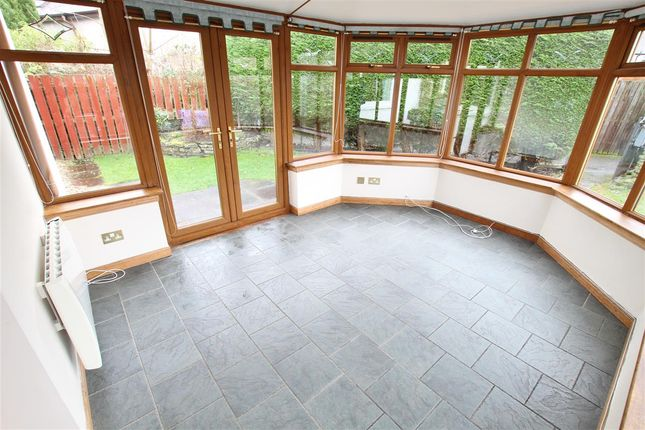 Conservatory of Bellfield Road, Bannockburn, Stirling FK7