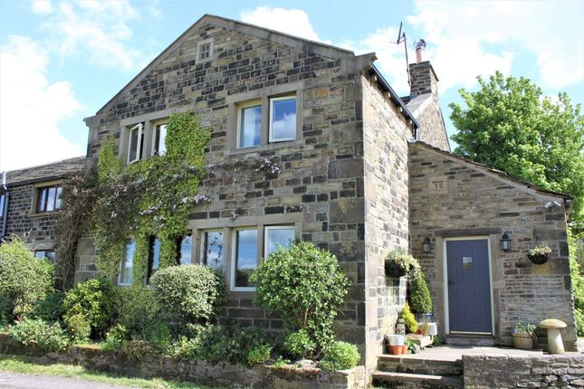 Thumbnail Cottage for sale in Top Of The Hill, Huddersfield, West Yorkshire