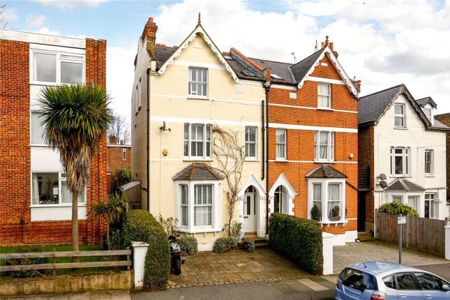 Thumbnail Semi-detached house for sale in Parkwood Road, London