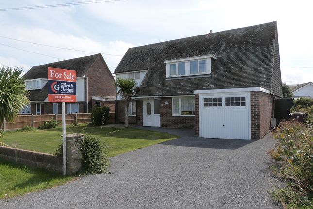 Thumbnail Detached house for sale in Latham Road, Selsey, Chichester