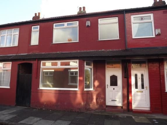 Thumbnail Terraced house to rent in Boscombe Street, Reddish, Stockport, Greater Manchester
