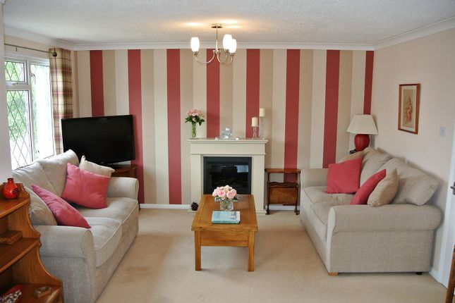 Thumbnail Detached bungalow for sale in The Crescent, Acaster Malbis, York
