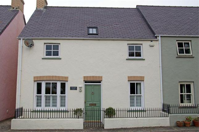 Thumbnail Semi-detached house for sale in Cartref Clyd, 3 Gerddi Windsor, Newport, Pembrokeshire