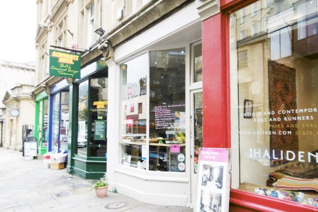 Thumbnail Restaurant/cafe for sale in Walcot Street, Bath