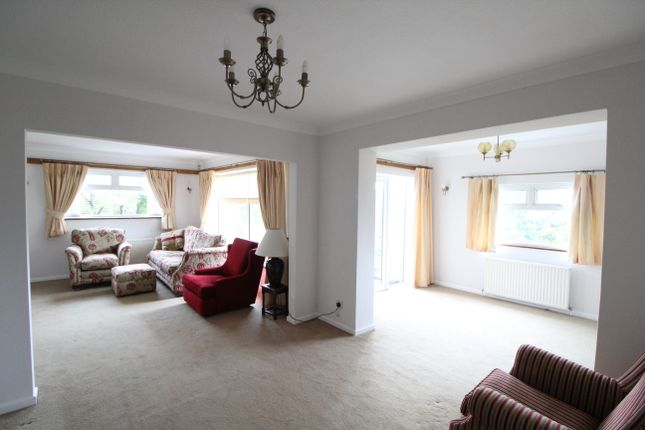 Lounge of Darley Avenue, Toton, Nottingham NG9