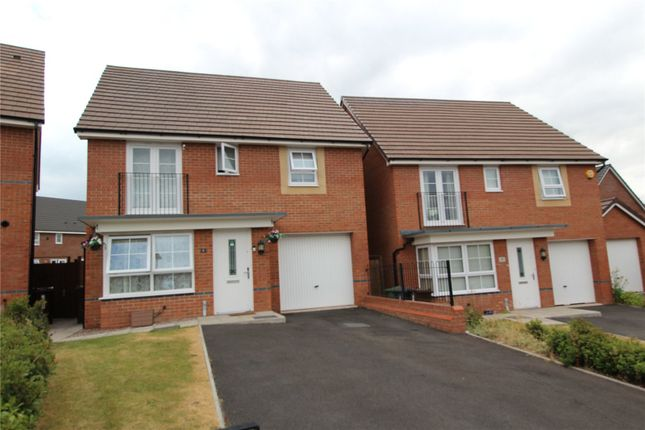 Thumbnail Detached house to rent in Croft Gardens, Wolverhampton, West Midlands