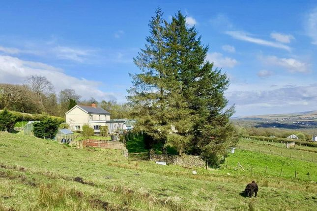 Thumbnail Detached house for sale in Tirycoed Road, Glanamman, Ammanford