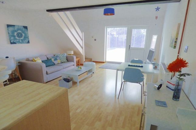 Thumbnail End terrace house for sale in Rudhall Green, Worle, Weston-Super-Mare