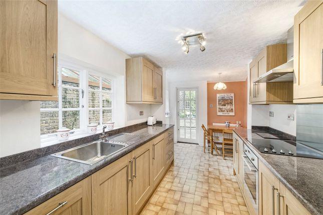 Kitchen of Sutherland Road, Chiswick, London W4