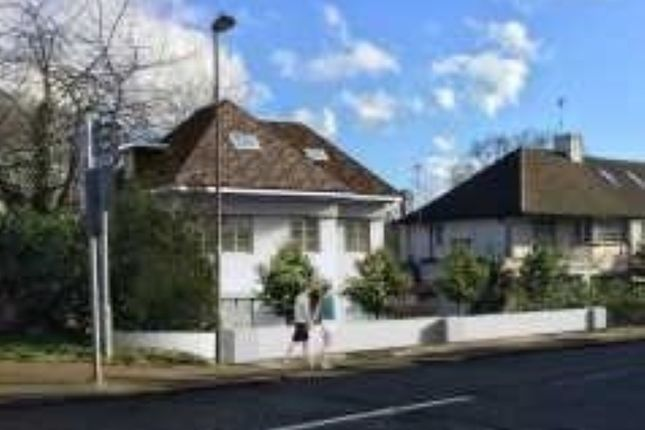 Thumbnail Detached bungalow for sale in The Grove, Edgware, Middlesex