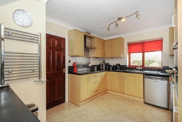 Kitchen of Hampton Dene, Hereford HR1