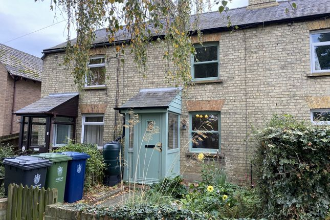 Thumbnail Terraced house to rent in The Green, Cambridge, Cambridgeshire