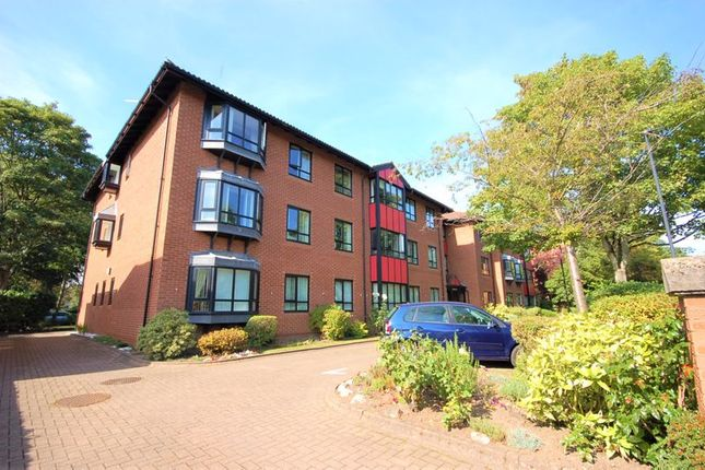 Thumbnail Flat for sale in Russell Court, Adderstone Crescent, Jesmond