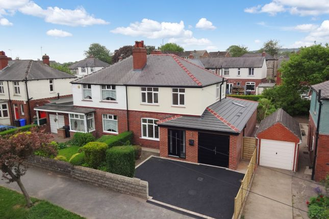 Thumbnail Semi-detached house for sale in Bents Green Road, Sheffield