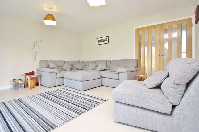 Living Room of Loring Fields, Landkey, Barnstaple EX32