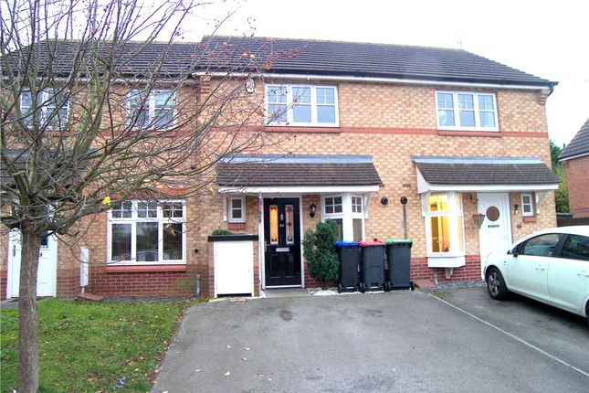 Thumbnail Terraced house to rent in Fisher Close, Sutton-In-Ashfield
