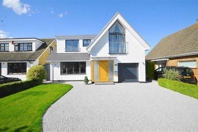 Thumbnail Detached house for sale in Broadclyst Gardens, Thorpe Bay, Essex