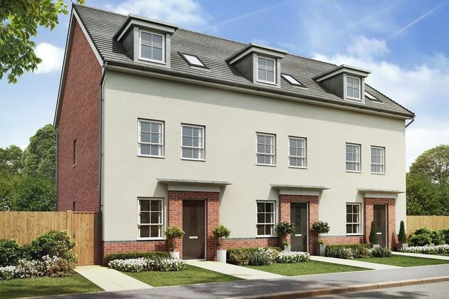 """3 bedroom semi-detached house for sale in """"Norbury"""" at Shipbrook Road, Rudheath, Northwich"""