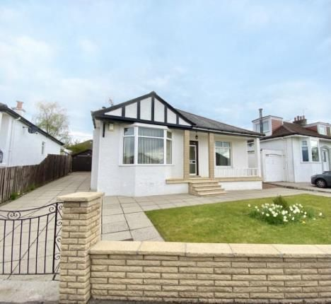 Thumbnail Bungalow for sale in Ashlea Drive, Giffnock, East Renfrewshire