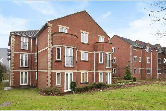 Thumbnail Flat to rent in The Gables, Highthorne Court, Shadwell