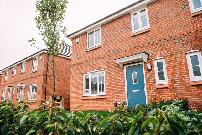 Thumbnail Terraced house to rent in Hoy Drive, Newton-Le-Willows