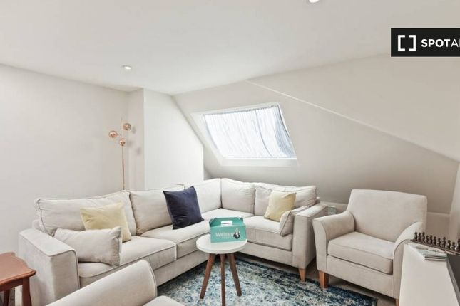 Thumbnail 1 bed property to rent in Pennard Road, London