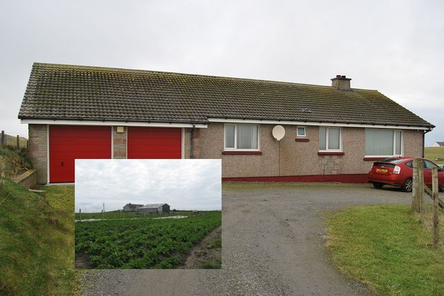 Thumbnail Detached house for sale in Aird, Isle Of Benbecula