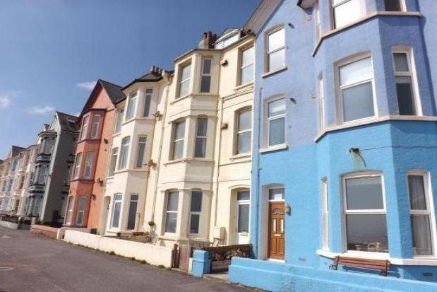 Thumbnail Flat to rent in Riviera Terrace, Dawlish