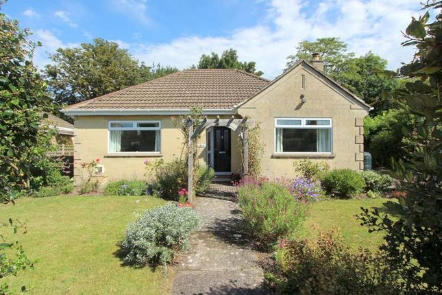 Thumbnail Detached bungalow for sale in Evelyn Road, Bath