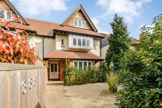Thumbnail Semi-detached house for sale in Banbury Road, Oxford