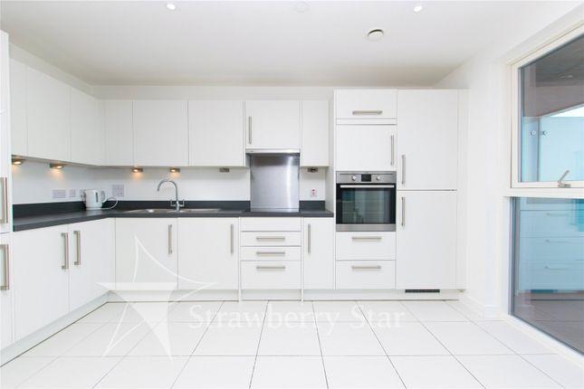 Kitchen of Bessemer Place, North Greenwich, London SE10