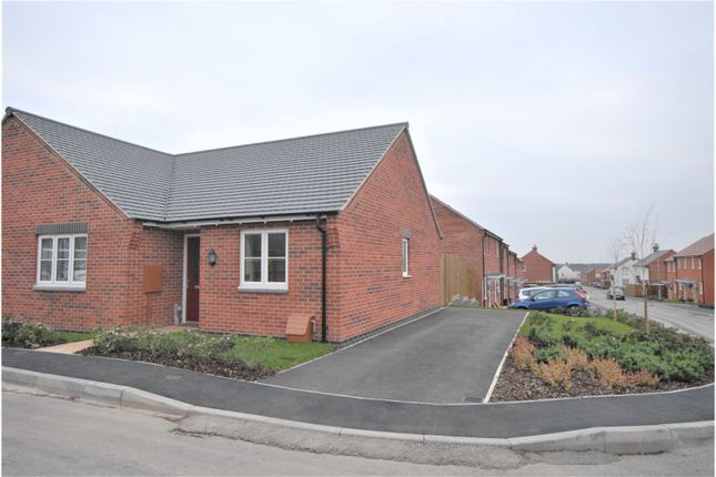 Thumbnail Bungalow for sale in Brick Kiln Lane, Ashby-De-La-Zouch