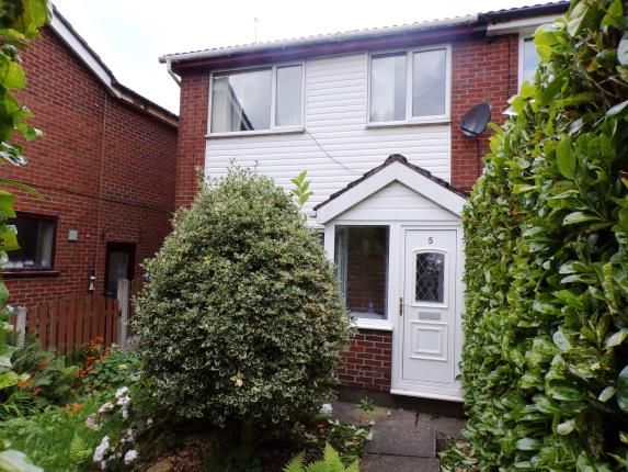 Thumbnail End terrace house for sale in Cold Greave Close, Newhey, Rochdale, Greater Manchester