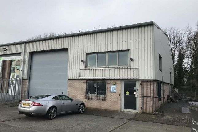 Thumbnail Light industrial to let in Unit D Weslake Industrial Park, Rye