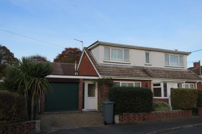 Thumbnail Bungalow to rent in Church Close, Cantley, Norwich