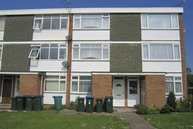 Thumbnail Flat for sale in Darnford Close, Walsgrave, Coventry
