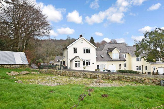 Thumbnail Terraced house for sale in Haytor, Newton Abbot, Devon