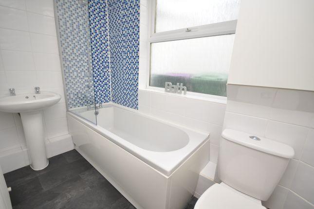Bathroom of 29 Glendoune Street, Girvan KA26
