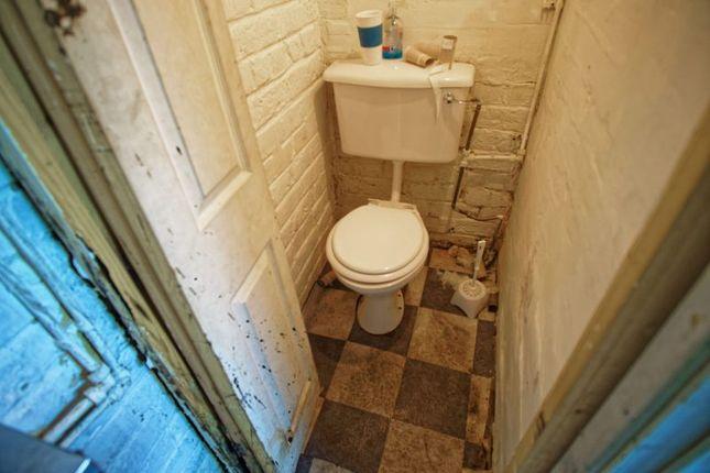 Toilet of New Hall Lane, Preston PR1