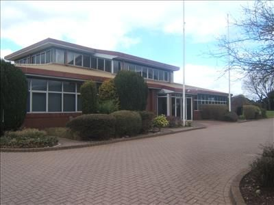 Thumbnail Office to let in Reward House (Part Ground Floor), Diamond Way, Stone Business Park, Stone, Staffs