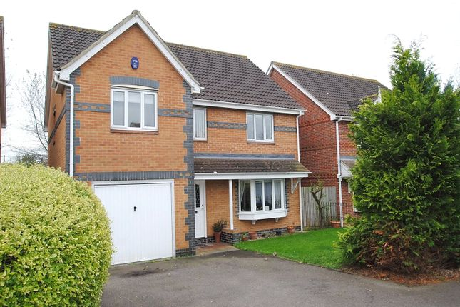 Thumbnail Detached house for sale in Poplar Close, South Ockendon, Essex