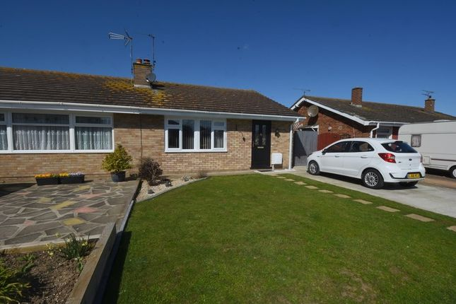 2 bed semi-detached bungalow for sale in Marshall Crescent, Broadstairs CT10