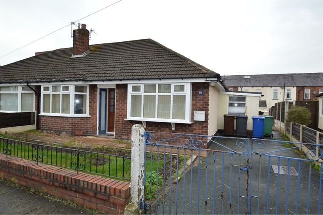 Thumbnail Semi-detached bungalow for sale in Alexander Drive, Unsworth, Bury