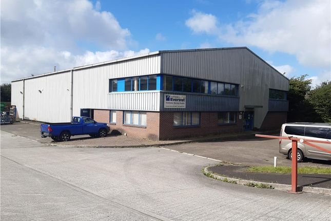 Thumbnail Industrial to let in Unit 2 Cooksland Road, Bodmin, Cornwall